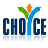"""graphic of the word """"choice"""""""