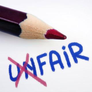 """The word """"unfair"""""""