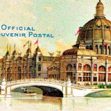 Government Buidling at World's Columbian Exposition