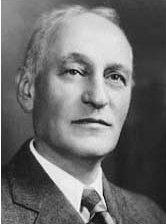 Alfred Bettman. Courtesy Cincinnati Planning Dept.