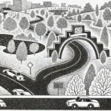 Gateway illustration by Paul Hoffman for PlannersWeb