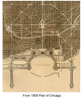 Illustration of the Plan for Chicago