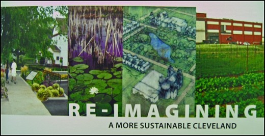 Cover of Re-Imagining Cleveland report