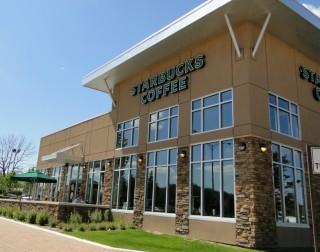 Starbucks along Big Beaver Road in Troy