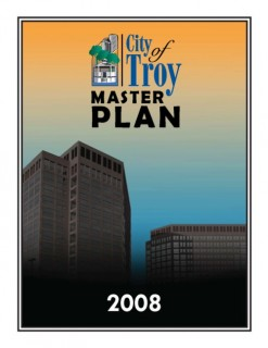 Front cover of Troy Master Plan