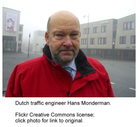 photo of Hans Monderman
