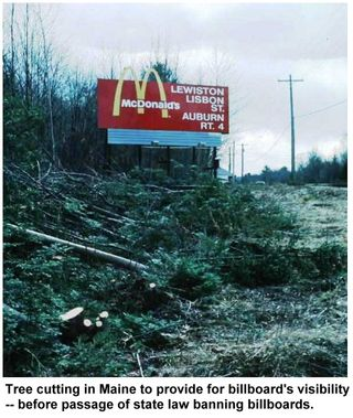 billboard photo provided by Scenic America