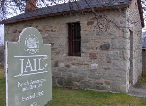 Creemore Jail