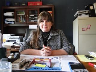 Karen Nagher, Executive Director of Preservation Wayne