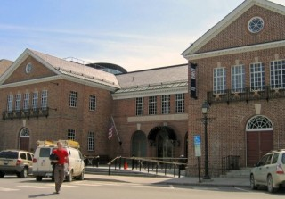 The National Baseball Hall of Fame in Cooperstown,  New York