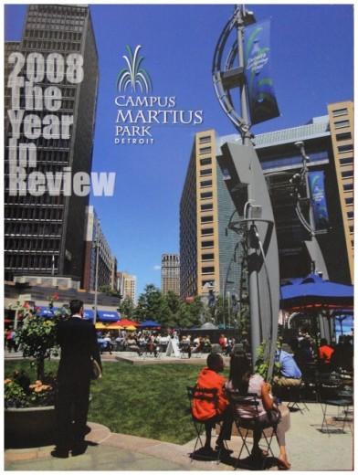2008 Campus Martius report