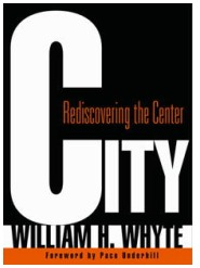 Cover of book City by Willilam H. Whyte