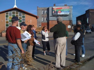 """Sharpsburg residents and council members discover that """"The Triangle"""" can, with some very affordable improvements, become a new gateway to downtown."""