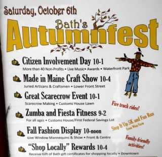 Autumnfest poster