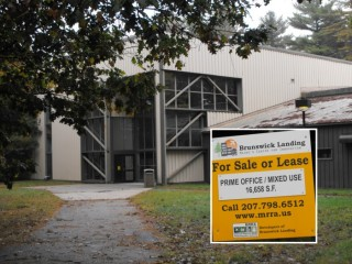 Building for lease at Brunswick Landing