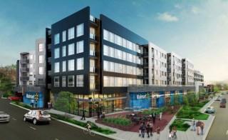 Proposed Walmart for Tysons Corners, Virginia