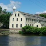 Slater Mill in Pawtucket, Rhode Island