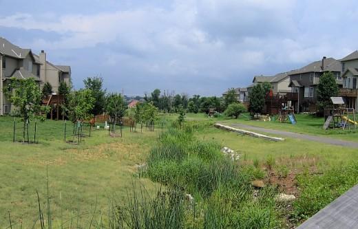 Development in Lenexa, Kansas
