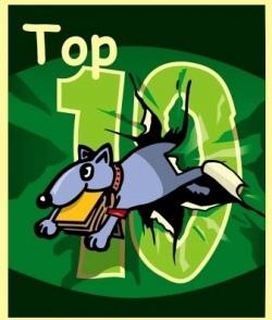 Top 10 cartoon