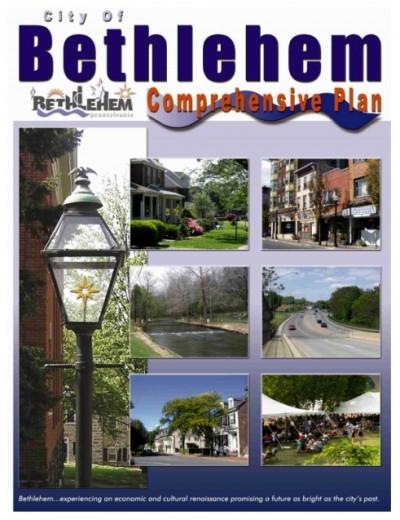 Bethlehem, Pennsylvania, Comprehensive Plan