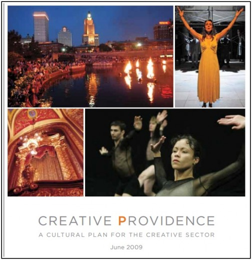 Creative Providence Cultural Plan