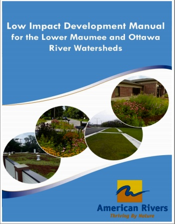 cover of Maumee Watershed report