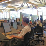 Bridging the Digital Divide ... in Our Libraries