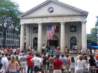 Boston's Quincy Market