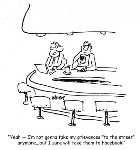 Cartoon illustration from Cartoonstock.com