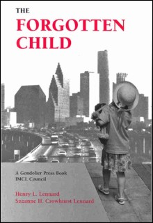 The Forgotten Child book cover