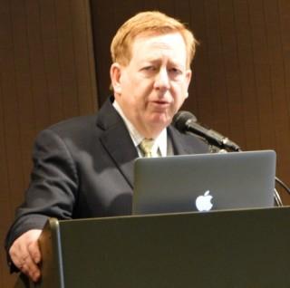 Mayor James Brainard.