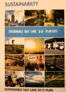 Salt Lake City's Sustainability Plan