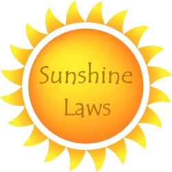 graphic on sun shining