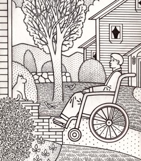 Illustration by Paul Hoffman for PlannersWeb.com