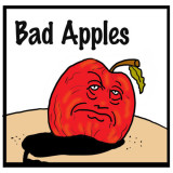 Bad apples illustration by Marc Hughes