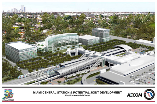 The Miami Intermodal Center is a program of the Florida Department of Transportation.