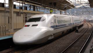 Will Japanese style Shinkasen high speed rails be roaming Texas in the future? Photo by Marufish; Flickr Creative Commons license.