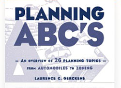 Cover of Planning ABC's booklet